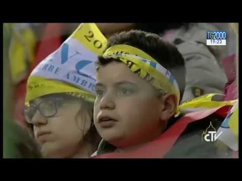 1 milione di persone alla Messa con Papa Francesco al Parco di Monza