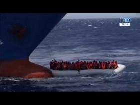 Migranti: sbarchi anche a Pasqua e pasquetta. Purtroppo c'è chi non ce l'ha fatta