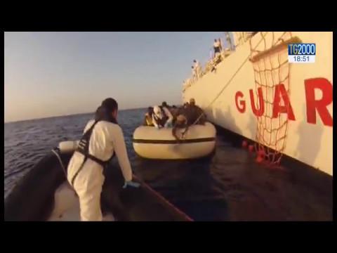 Migranti: sbarchi record sulle coste italiane
