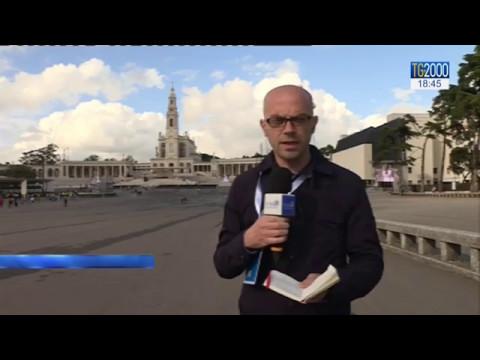 Fatima: il racconto dell'attesa per l'arrivo di Papa Francesco