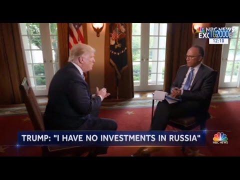 Trump a tutto campo con la stampa Usa: Russiagate, Fbi, riforma fiscale