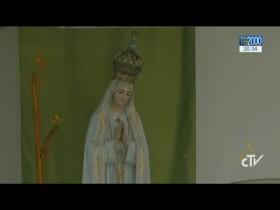 """#PapaFrancesco in preghiera a Fatima:""""Beata Vergine, imploro la concordia tra i popoli"""""""