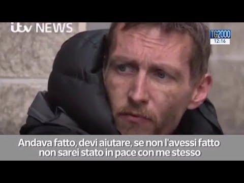 Tra gli eroi di Manchester, che hanno subito soccorso i feriti, anche due senzatetto