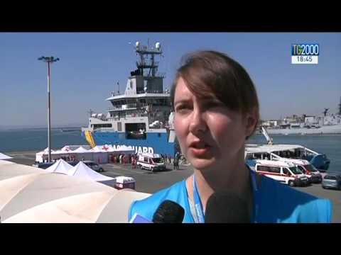 Migranti: weekend di sbarchi. In 12 operazioni arrivate 2500 persone