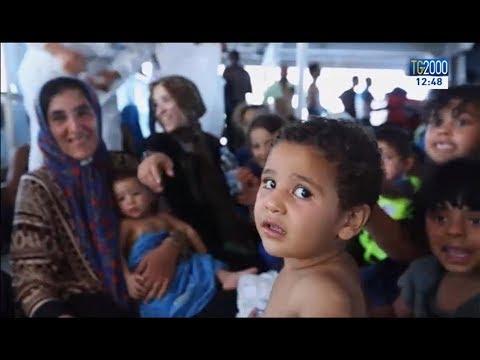 Giornata Mondiale del rifugiato, Mattarella: l'Italia non sia indifferente di fronte a questa tragedia