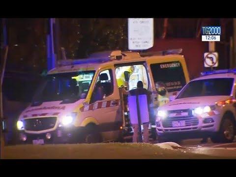 Attacco terroristico a Melbourne rivendicato dall'isis
