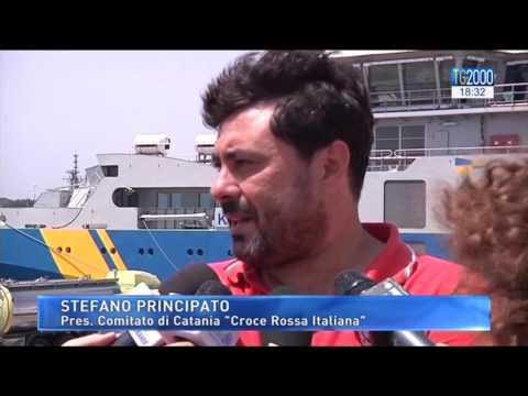 Catania: nuovi sbarchi. Dal 1° gennaio arrivate in Italia 85mila persone