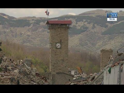 Terremoto un anno dopo: i provvedimenti del governo e le iniziative di solidarietà
