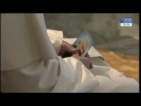 Papa Francesco a Pietrelcina e San Giovanni Rotondo sulle orme di Padre Pio