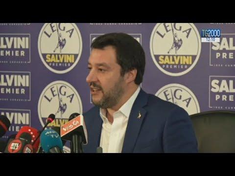 Elezioni Politiche, le reazioni dei leader al voto. Salvini: No ad alleanze fuori dal centrodestra