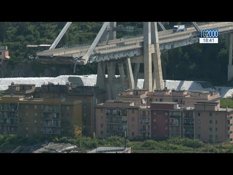 Ponte Morandi, erano noti i problemi dei tiranti. Prosegue la consegna delle case agli sfollati
