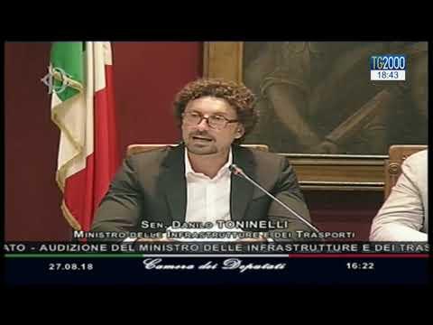 Ponte Morandi, Toninelli riferisce in Parlamento. Genova riparte con molti disagi