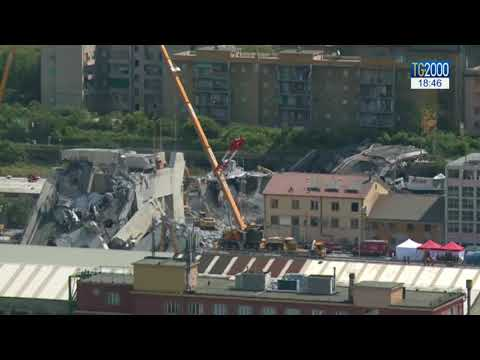 Genova, Autostrade: obblighi adempiuti. L'inchiesta e i lavori