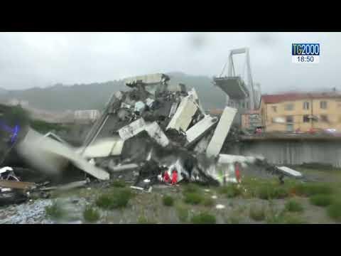 Crollo Genova, 20 gli indagati. Sensori per rientri degli sfollati per poche ore