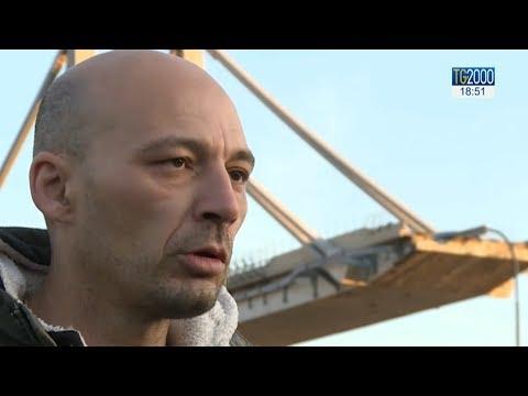 Genova, la storia dello sfollato. La sua casa era sotto il Ponte Morandi