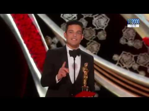 Oscar 2019, 'Green Book' miglior film. Malek miglior attore protagonista