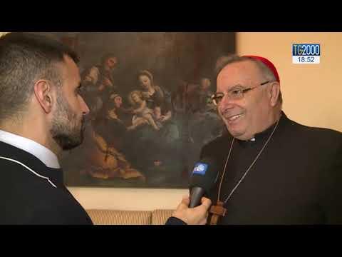 Accoglienza in Sicilia e Italia. La testimonianza del card. Montenegro