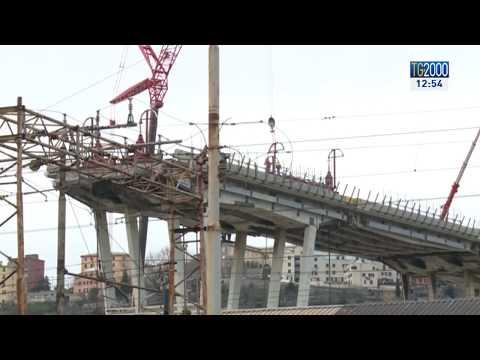 Genova, inizio procedure abbattimento case