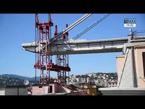 Ponte Morandi, la mente torna al 14 agosto 2018. Genova pronta alla demolizione