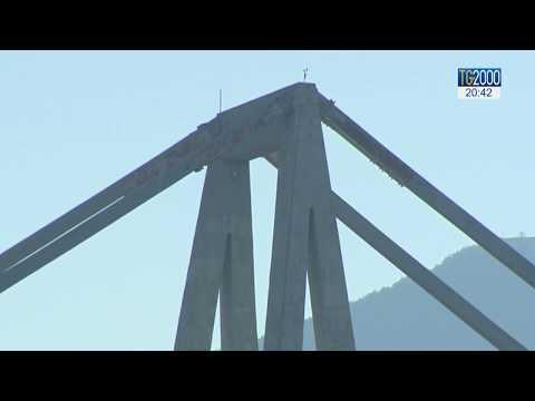 Genova, primo passo per nuovo ponte Polcevera