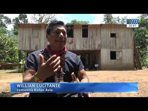 Amazzonia, la storia dei Kofan. Gli indigeni nomadi tornati sulle terre