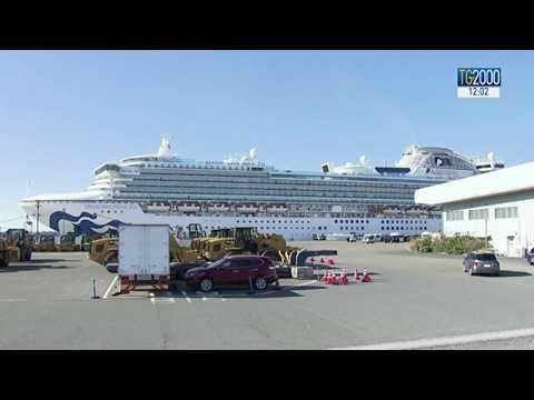 Coronavirus, Italia al lavoro su rimpatrio 35 connazionale su nave Diamond Princess