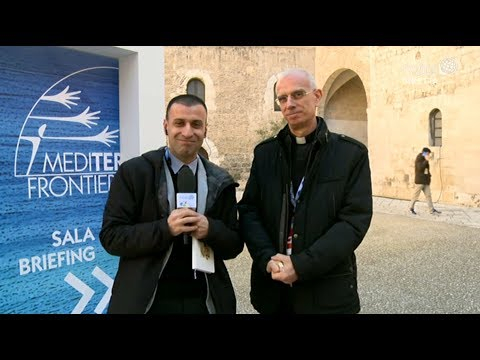 Speciale Tg2000 'Mediterraneo, frontiera di pace'. Le voci dei protagonisti nell'ultima giornata