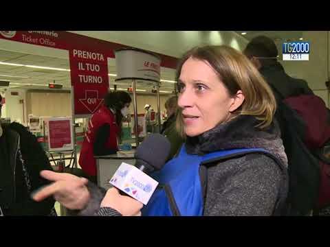 Coronavirus, Milano sembra chiusa per virus. La reazione della gente alla stazione