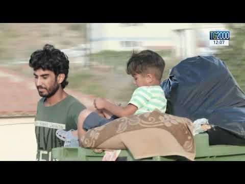 Questione migranti e Ue: a Moria evacuate migliaia di profughi