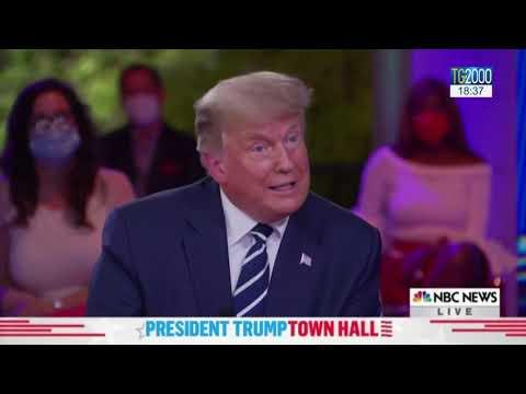 Usa e campagna elettorale, Trump e Biden confronto a distanza