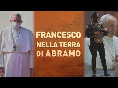 Lo storico viaggio di Papa Francesco in Iraq <br> 5 marzo 2021