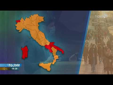 Covid, 5 Regioni tornano in arancione. La Sardegna da bianca passa al rosso