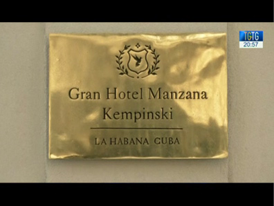 Grand Hotel Manzana