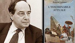 Roberto Calasso, L'innominabile attuale