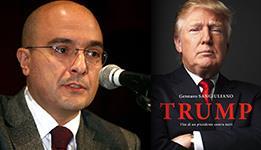 Gennaro Sangiuliano, Trump-Vita di un presidente contro tutti