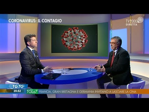 4 febbraio 2020 – Massimo Ciccozzi