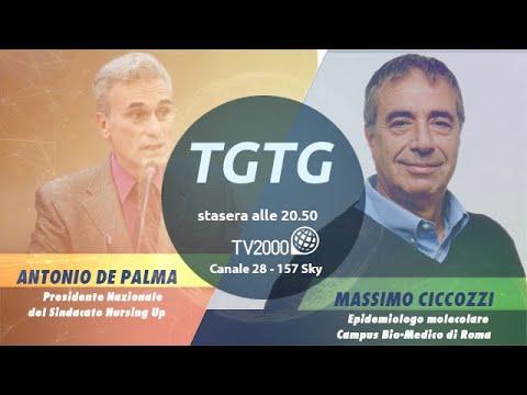 "TGtg del 11 gennaio 2021 - ""Bando infermieri, poche candidature"""