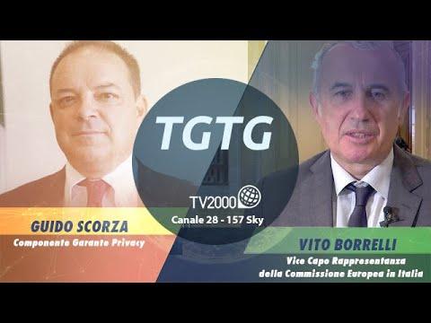 """TGTG, 10 giugno 2021 - """"Certificato Covid digitale UE, cos'è e come averlo"""""""