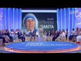 Madre Teresa Santa - Il diario di Papa Francesco del 4 settembre 2016