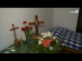 Nella stanza di Madre Teresa a San Gregorio al Celio