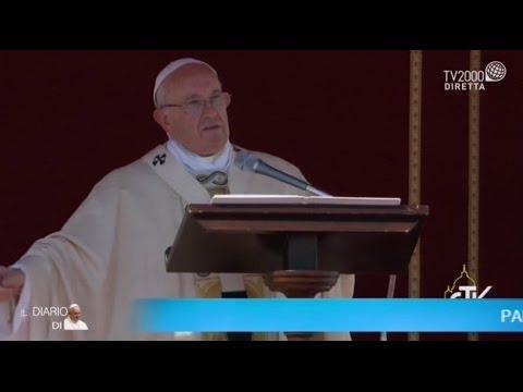 Omelia di Papa Francesco nella Messa di canonizzazione di Madre Teresa