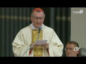Omelia del card Parolin nella Messa di ringraziamento per canonizzazione Madre Teresa