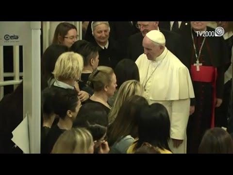 Papa Francesco a Milano, la visita al carcere di San Vittore