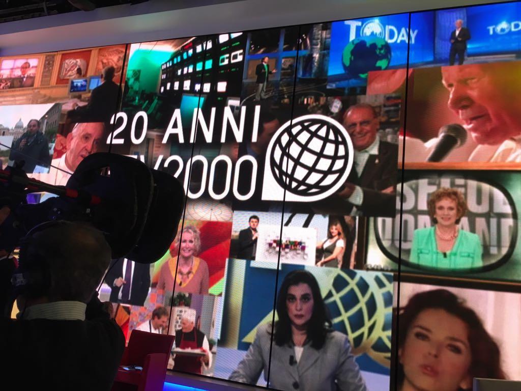 20 ANNI TV2000 <br> Paolo Ruffini 09/02/2018