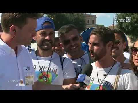 Siamo Qui. I giovani siciliani al Circo Massimo