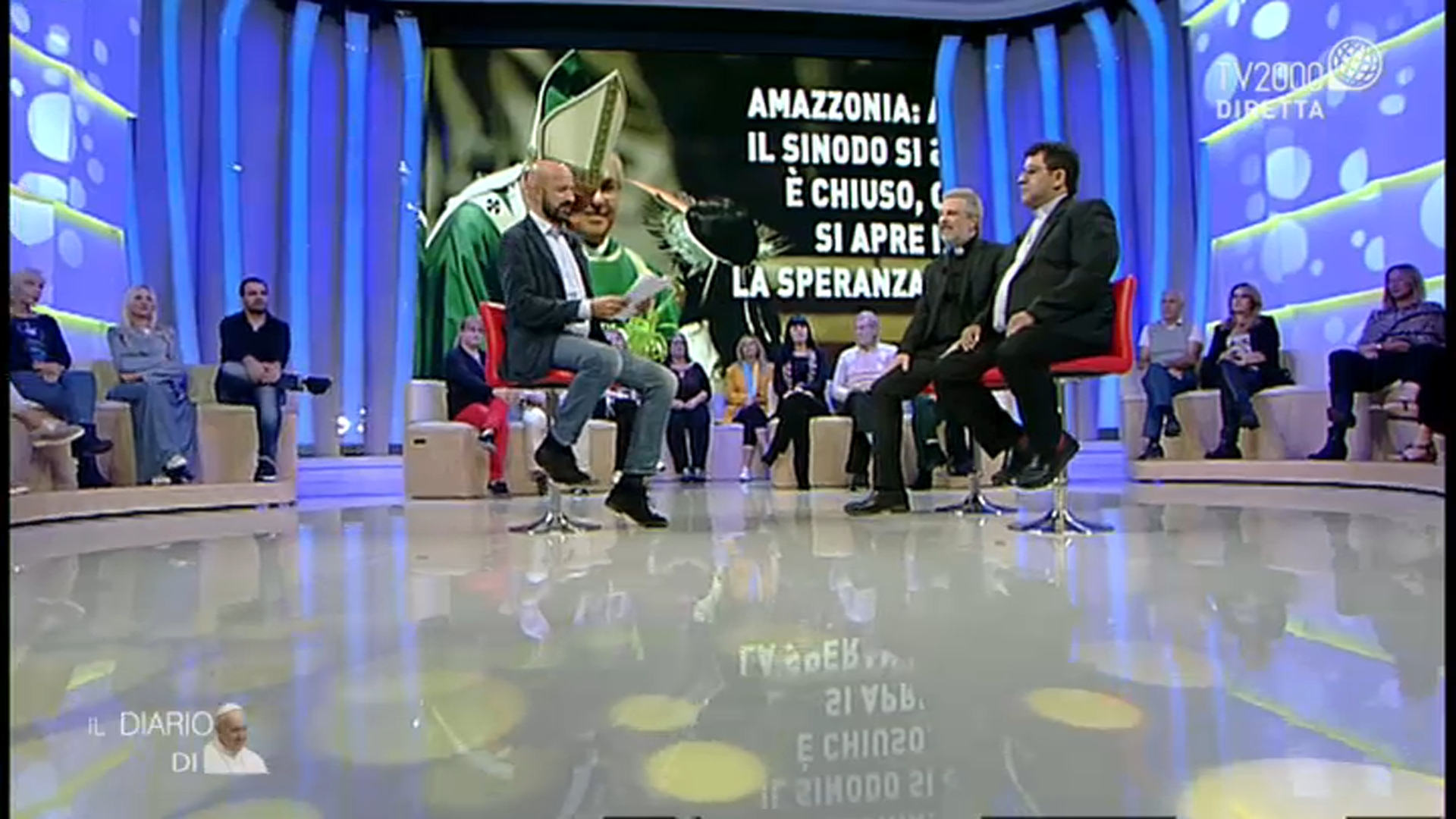 """""""Amazzonia: il sinodo si è chiuso, si apre la speranza"""""""