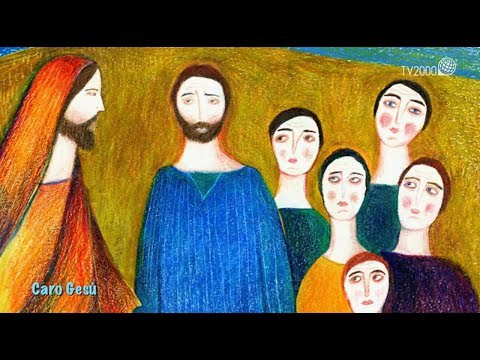 """""""Caro Gesù"""", le domande dei bambini - 16 aprile 2020"""