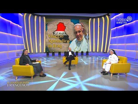 Papa Francesco in Iraq - Speciale Il Diario di Papa Francesco, 6 marzo 2021