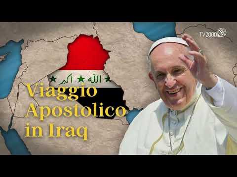Speciale Il Diario di Papa Francesco ore 11:45, viaggio in Iraq - 5 marzo 2021