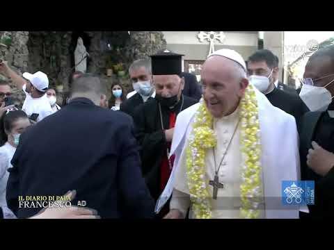 Speciale Il Diario di Papa Francesco, Incontro con i vescovi iracheni – 5 marzo 2021